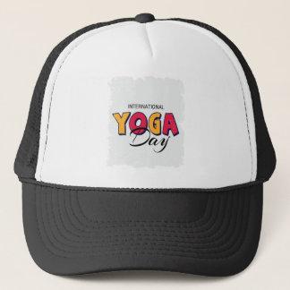 World Yoga Day - Appreciation Day Trucker Hat