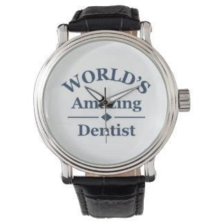 World's amazing Dentist Watch