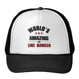 World's amazing Line dancer Hats