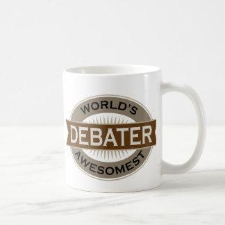 Worlds Awesomest Debater Mug