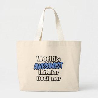 World's Awesomest Interior Designer Bag