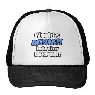 World's Awesomest Interior Designer Hat