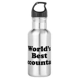 World's Best Accountant 532 Ml Water Bottle