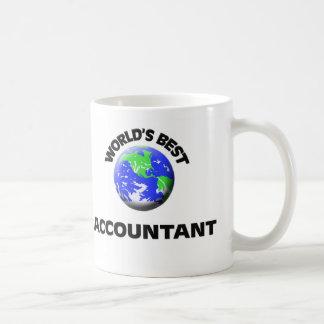 World's Best Accountant Coffee Mug