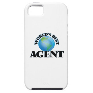 World's Best Agent iPhone 5/5S Covers