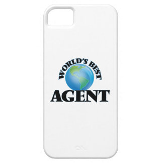 World's Best Agent iPhone 5/5S Cases