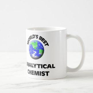 World's Best Analytical Chemist Coffee Mug