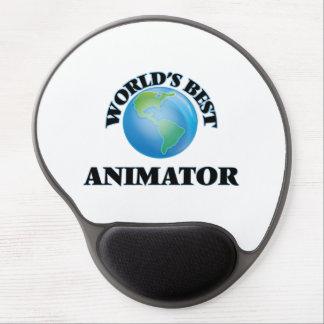 World's Best Animator Gel Mousepad