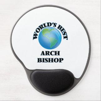 World's Best Arch Bishop Gel Mouse Mat
