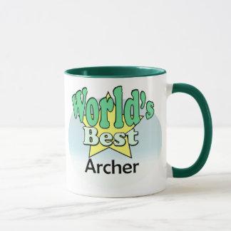 World's best Archer Mug
