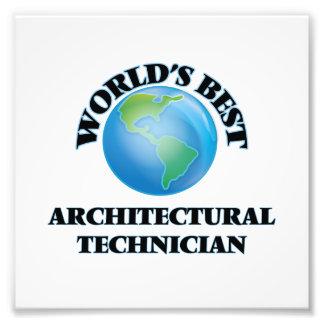 World's Best Architectural Technician Photo