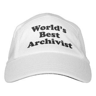 Worlds' Best Archivist Hat