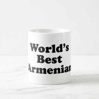 World's Best Armenian Coffee Mug