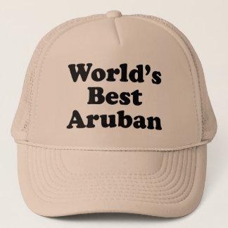 World's Best Aruban Trucker Hat