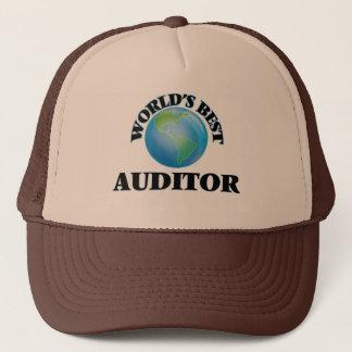 World's Best Auditor Trucker Hat