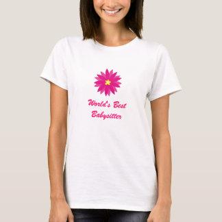 World's Best Babysitter T-Shirt