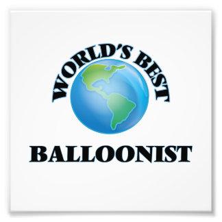 World's Best Balloonist Photograph
