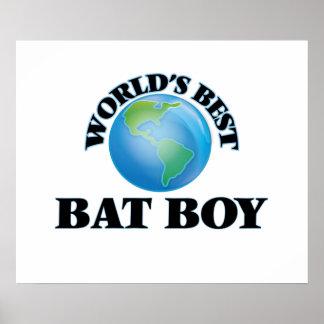 World's Best Bat Boy Posters