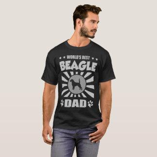 WORLD'S BEST BEAGLE DAD T-Shirt