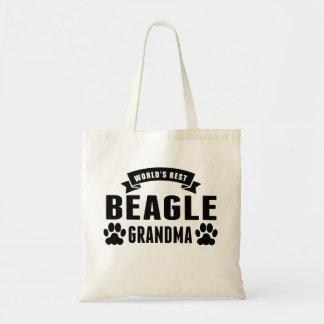 World's Best Beagle Grandma