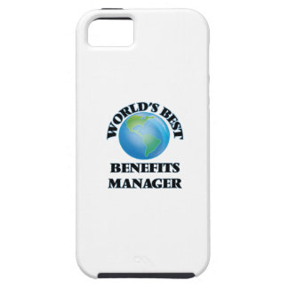 World's Best Benefits Manager iPhone 5/5S Cover