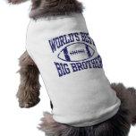 World's Best Big Brother Doggie Tee Shirt
