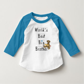 World's Best Big Brother T-Shirt