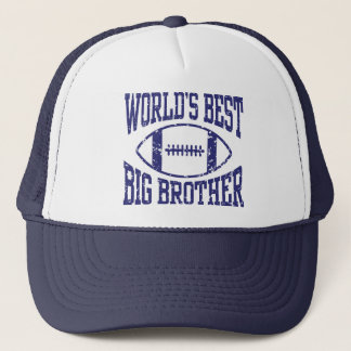 World's Best Big Brother Trucker Hat