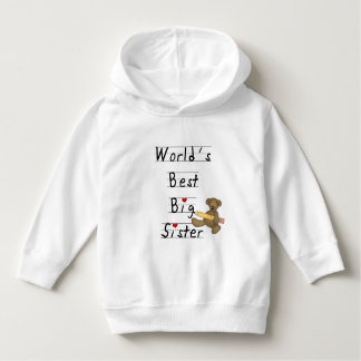 World's Best Big Sister Hoodie