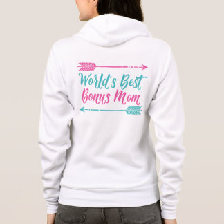 World's Best Bonus Mom Hoodie