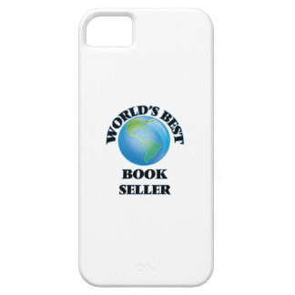 World's Best Book Seller iPhone 5/5S Cases