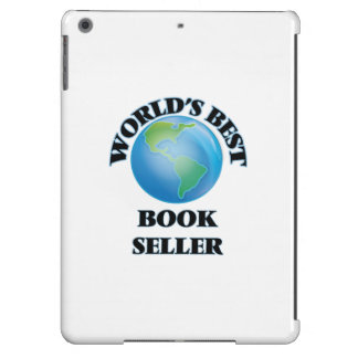 World's Best Book Seller Case For iPad Air
