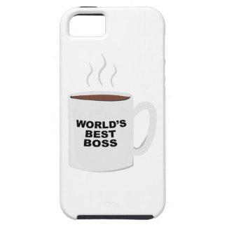 Worlds Best Boss iPhone 5 Case