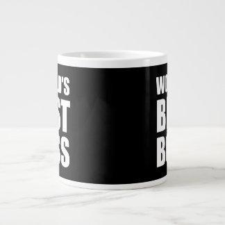 Worlds Best Boss Jumbo Mug