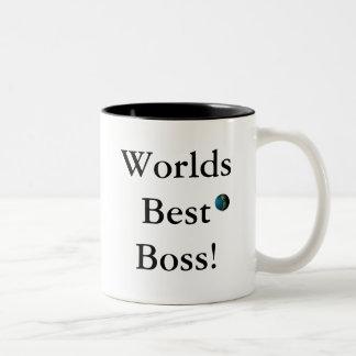 Worlds Best Boss! Coffee Mug