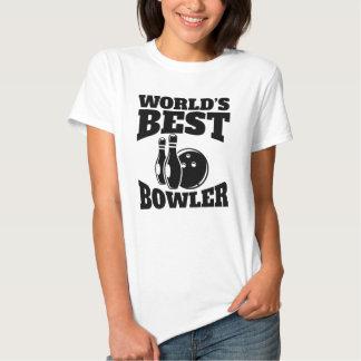 Worlds Best Bowler Shirt