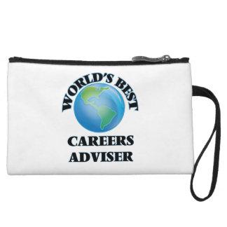 World's Best Careers Adviser Wristlet Purses