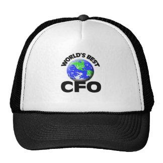 World's Best Cfo Cap