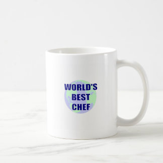 WOrld's Best Chef Coffee Mug