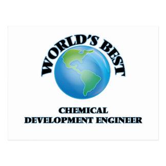 World's Best Chemical Development Engineer Postcards