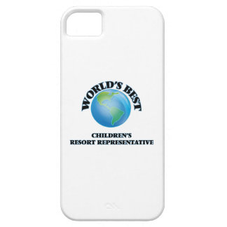 World's Best Children's Resort Representative iPhone 5/5S Cases
