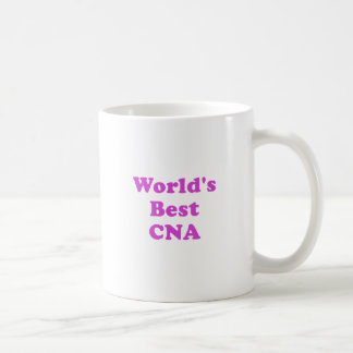 Worlds Best CNA Coffee Mug