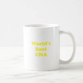 Worlds Best CNA Coffee Mug