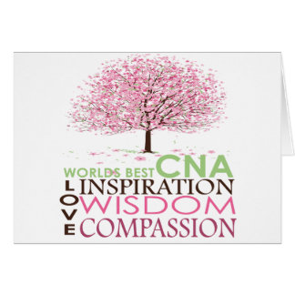 World's Best CNA Gifts Card