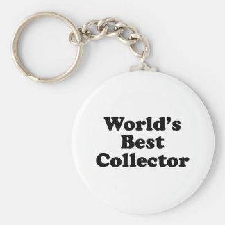 World's Best Collector Keychains