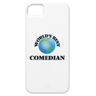 World's Best Comedian iPhone 5/5S Case