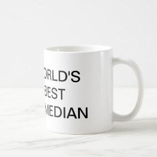 World's Best Comedian Mug