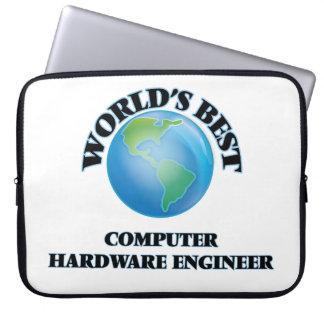 World's Best Computer Hardware Engineer Laptop Computer Sleeve
