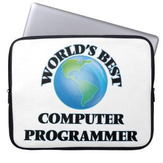 World's Best Computer Programmer Laptop Sleeves