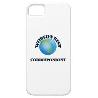 World's Best Correspondent iPhone 5 Cases